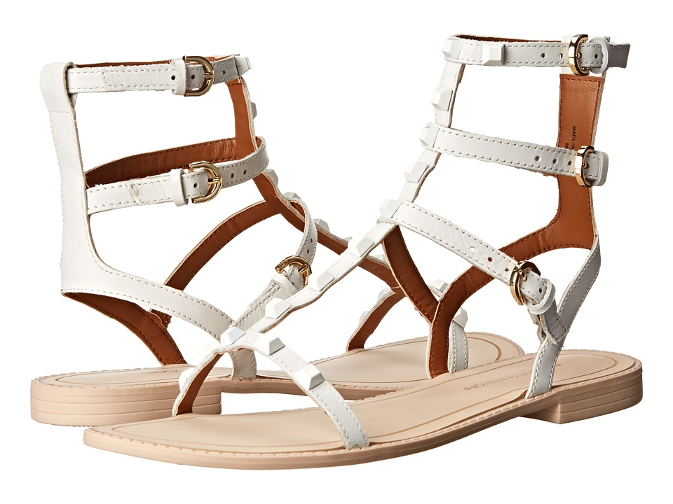 Rebecca Minkoff - Georgina (Cr me) Women's Sandals