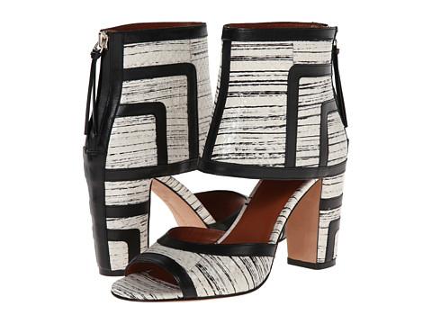 Rebecca Minkoff - Marley (Creme/Black) High Heels