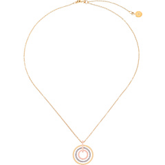 Pave Small Rings Pendant by Michael Kors