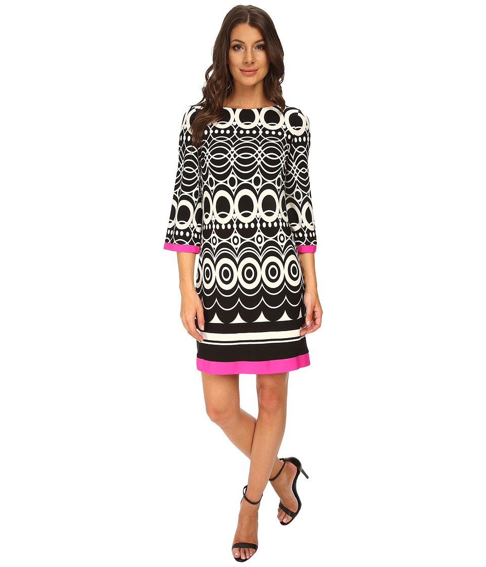 Eliza J - Combo Tbody (Print) Women's Dress