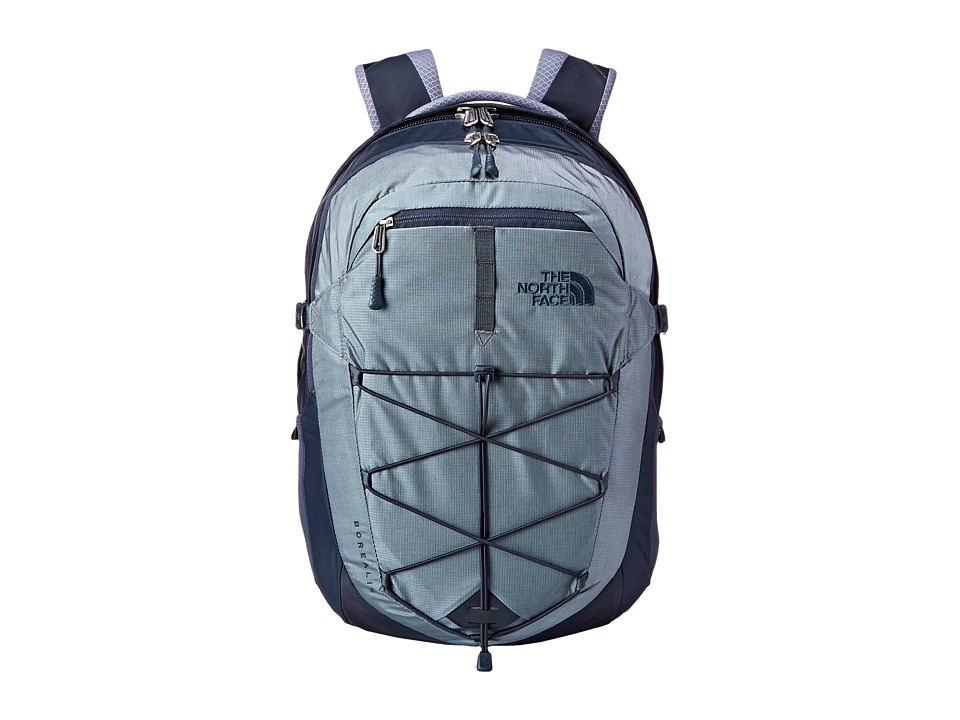 The North Face - Borealis (Zinc Grey/Asphalt Grey) Backpack Bags