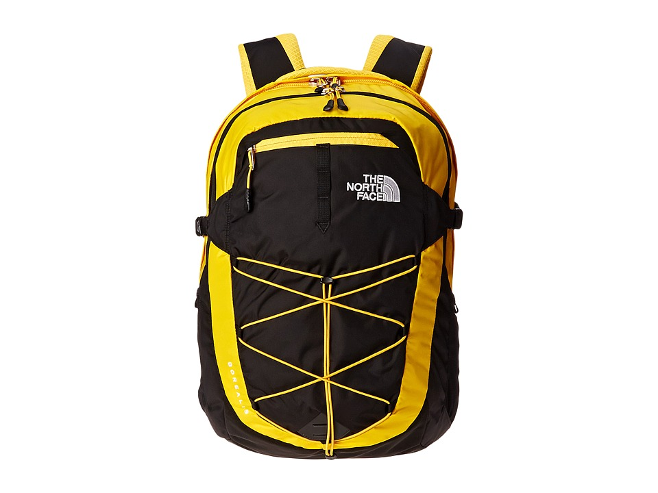 The North Face - Borealis (Spectra Yellow/TNF Black) Backpack Bags