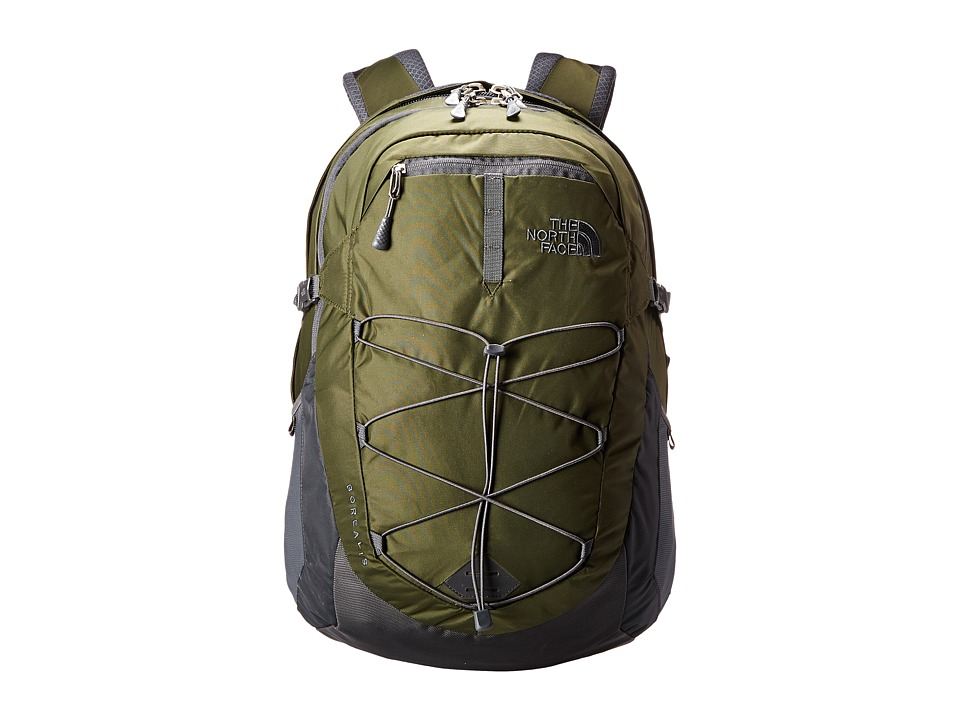 The North Face - Borealis (Forest Night Green/Asphalt Grey) Backpack Bags