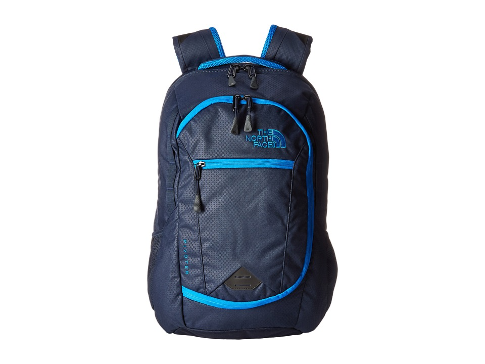 The North Face - Pivoter (Cosmic Blue/Bomber Blue) Backpack Bags