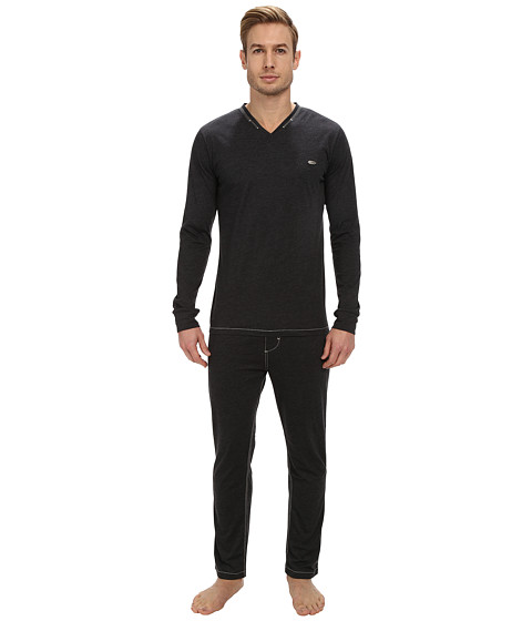 Diesel - Mario-V Pajama Set GACN (Black) Men