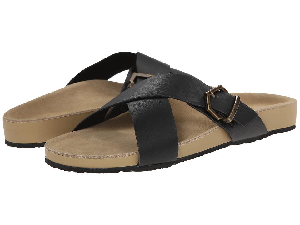 Volcom - Relax Sandal (Black) Women's Sandals