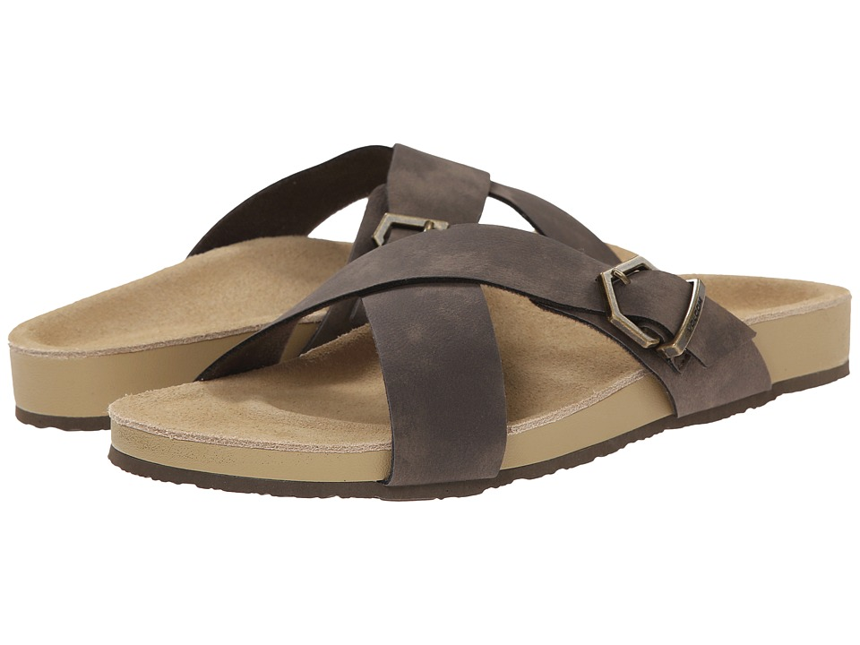 Volcom - Relax Sandal (Brown) Women's Sandals