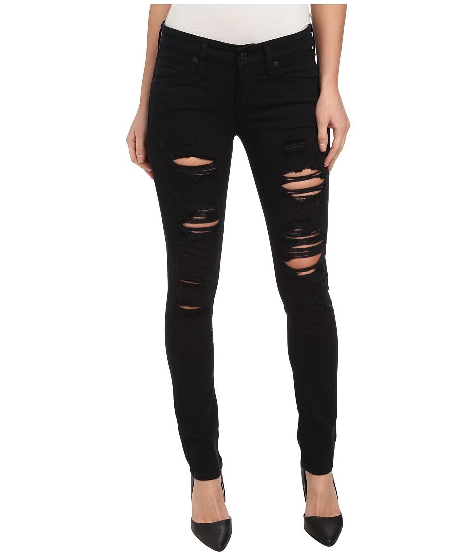 Image of A Gold E - Chloe in Stardust (Stardust) Women's Jeans