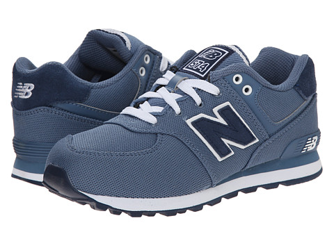 New Balance Kids - KL574 (Little Kid) (Chambray 2) Kids Shoes