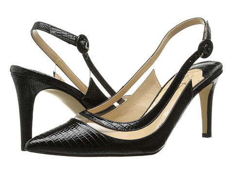 J. Renee - Gwenda (Black) High Heels
