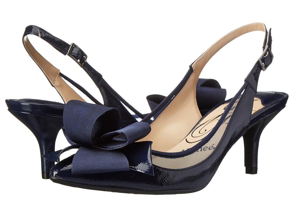 J. Renee Garbi (Navy/Navy) High Heels