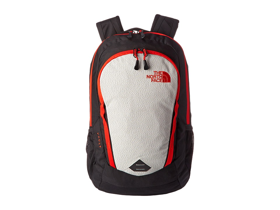 The North Face - Vault (TNF Black/Fiery Red) Backpack Bags