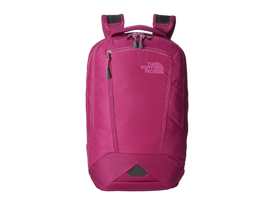 The North Face - Women's Microbyte (Dramatic Plum/Luminous Pink) Backpack Bags
