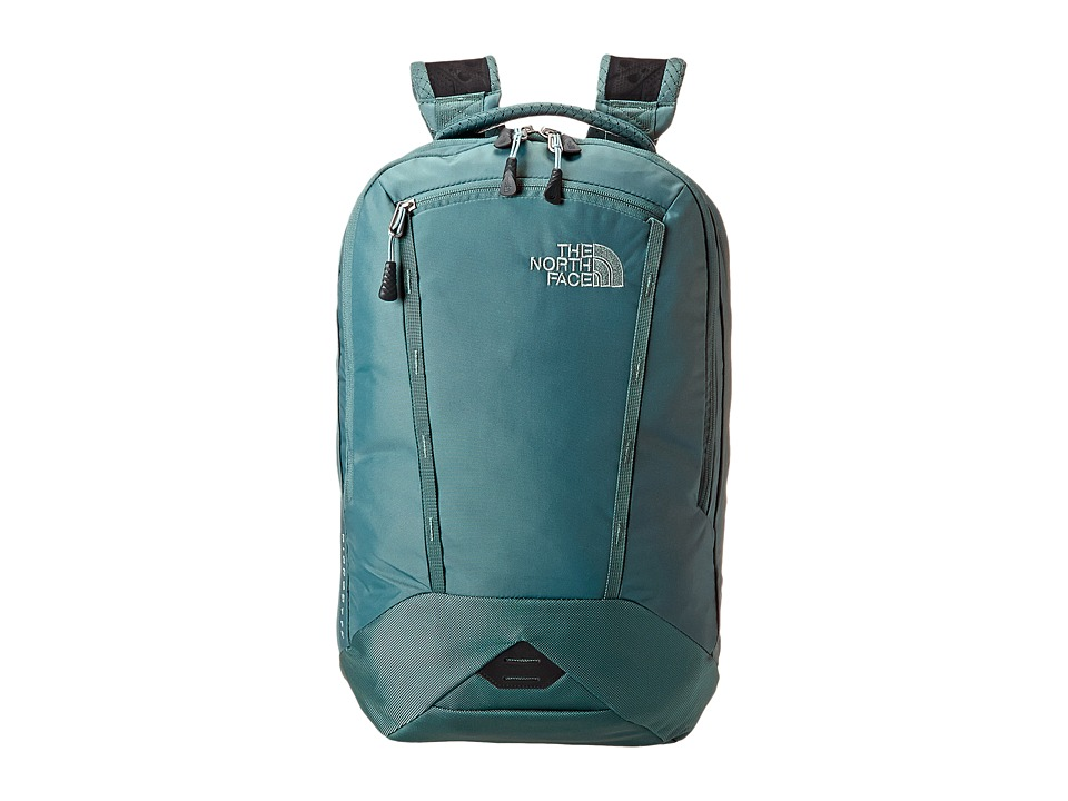 The North Face - Women's Microbyte (Hydro Green/Tourmaline Blue) Backpack Bags