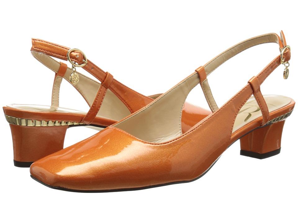 J. Renee - Pamelia (Orange) High Heels
