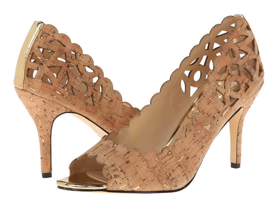J. Renee Bailee (Cork) High Heels