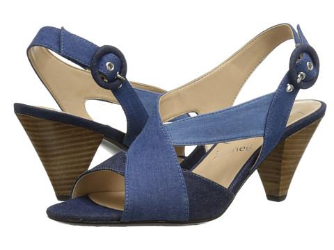 J. Renee - Ditte (Denim Multi) High Heels