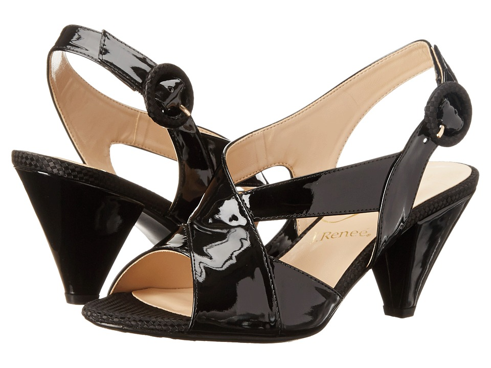 J. Renee Ditte (Black) High Heels