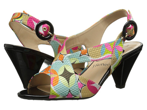 J. Renee - Ditte (Bright Multi) High Heels