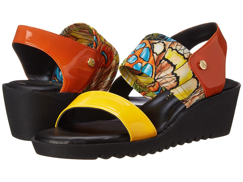 J. Renee Annora (Bright Multi) High Heels