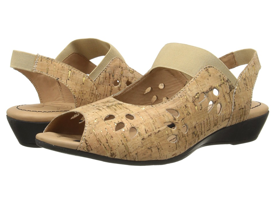 J. Renee Abner (Cork) High Heels