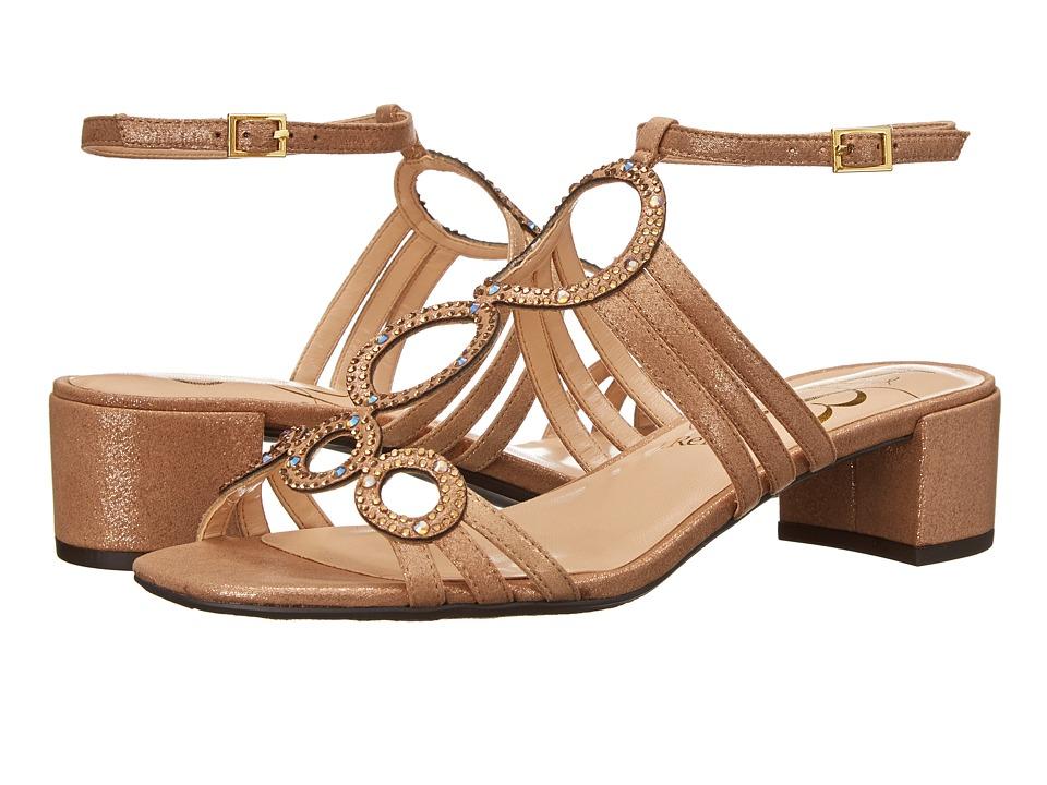J. Renee Terri (Savanna Gold) High Heels