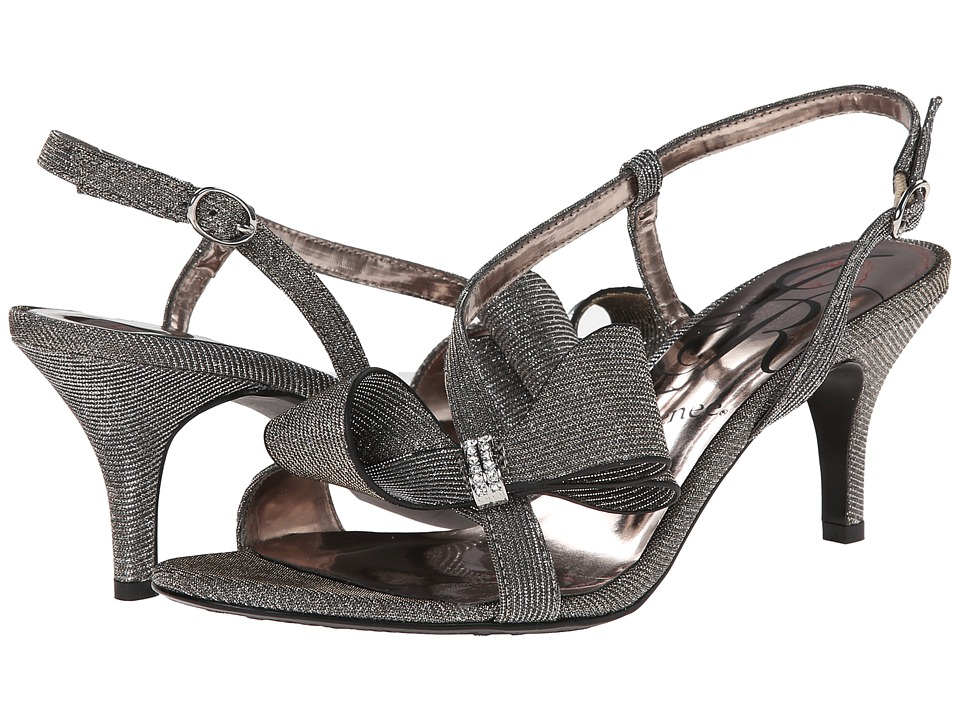 J. Renee Fedelia (Pewter) High Heels