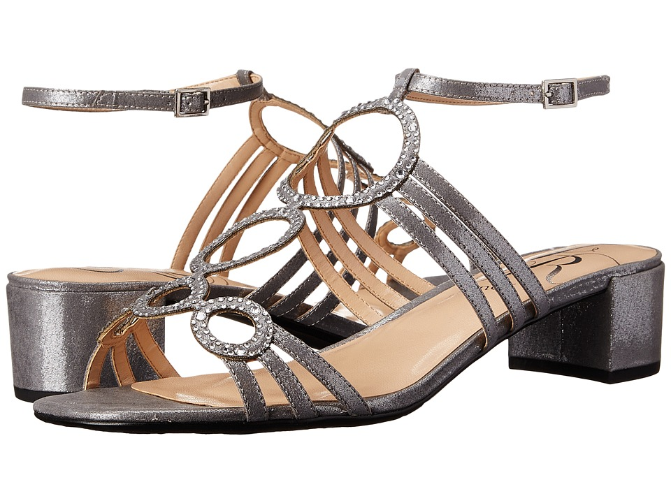J. Renee Terri (Silver Glimmer) High Heels