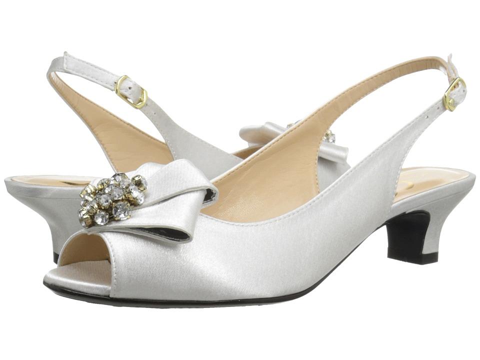 J. Renee - Jadan (Ivory) Women's 1-2 inch heel Shoes