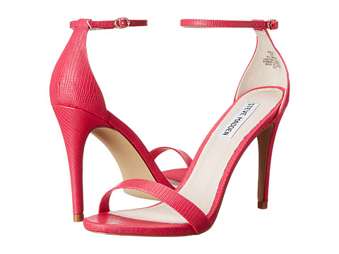 Steve Madden - Stecy (Pink Lizard) High Heels