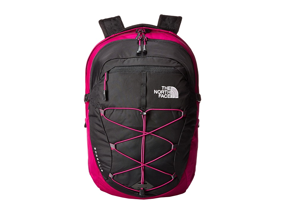 The North Face - Women's Borealis (Dramatic Plum/TNF Black) Backpack Bags