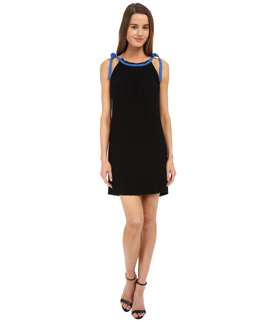 See by Chloe - LS99R00 Dress (Black) Women's Dress