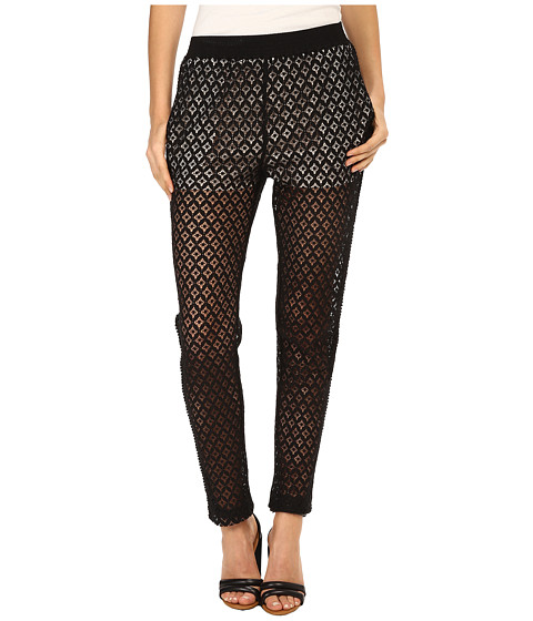 See by Chloe - L122400 Trousers (Black) Women's Casual Pants