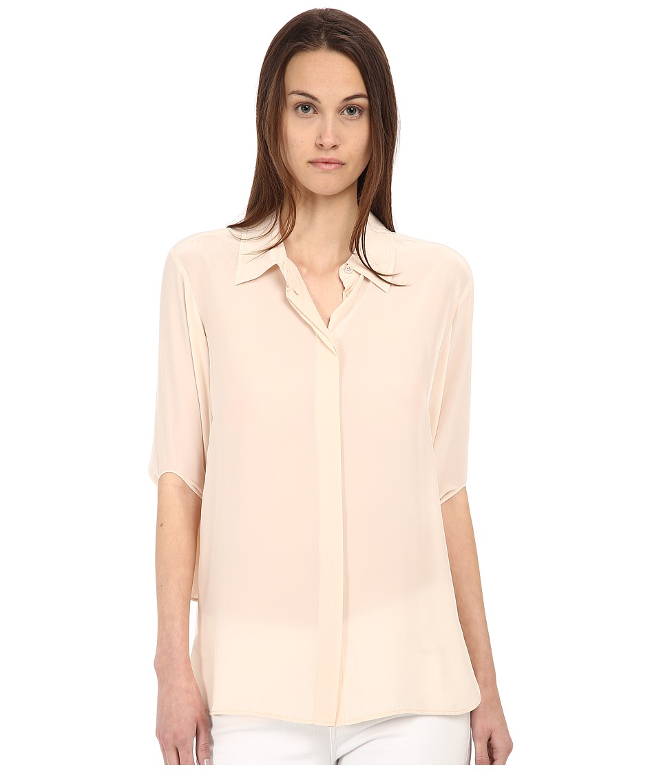 See by Chloe - LCC5100 Top (Soft Pink) Women's Clothing