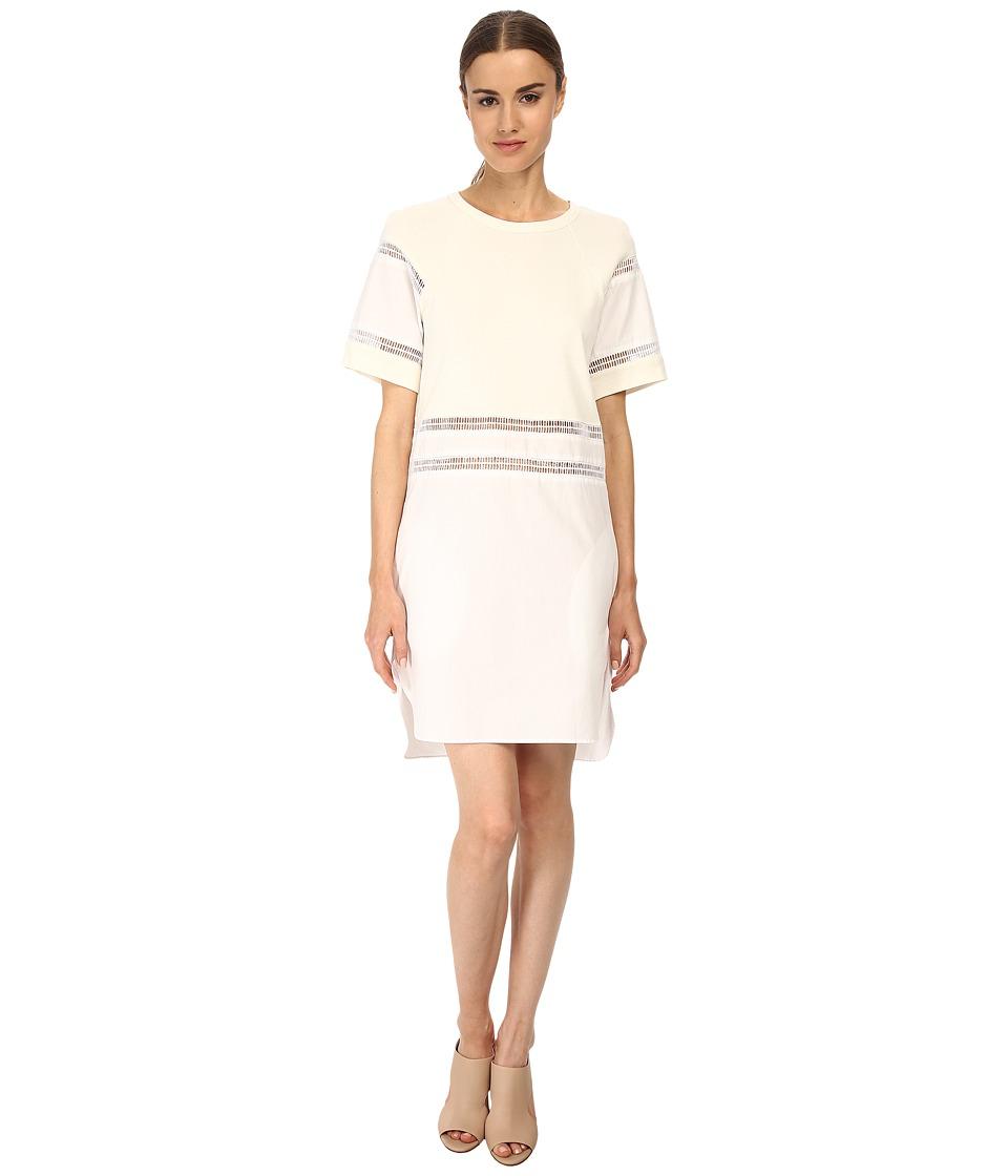See by Chloe L559500 Dress (Cream/Beige) Women
