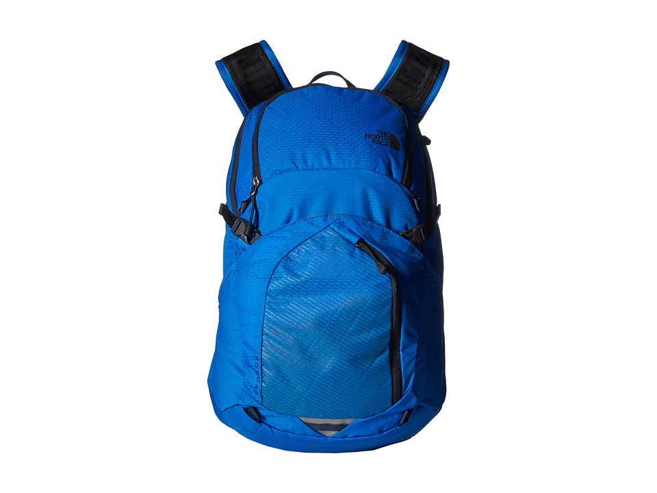 The North Face - Pocono (Bomber Blue/Cosmic Blue) Backpack Bags