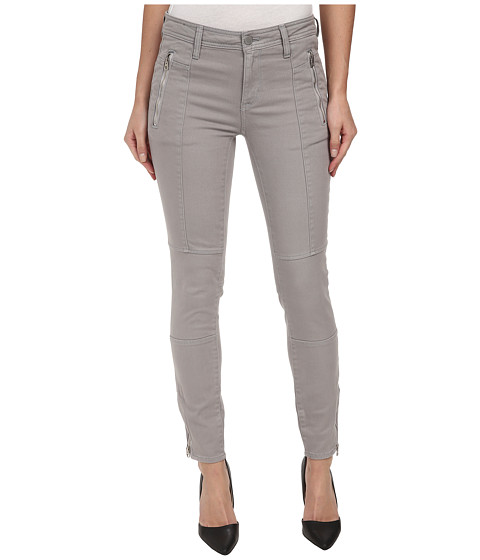 Calvin Klein Jeans - Pigment Piece Dyed Cargo Pant (Urban Grey) Women's Casual Pants