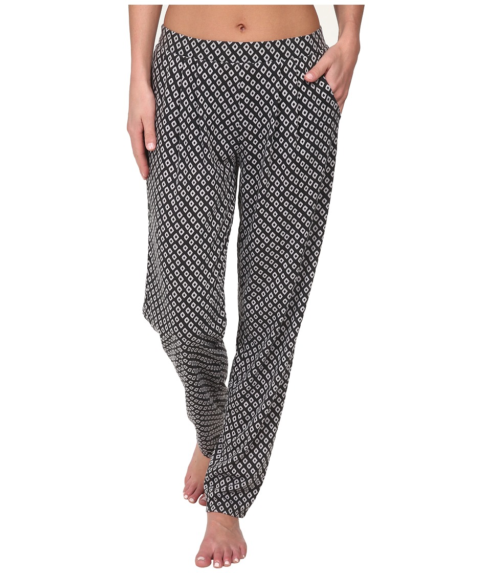 N by Natori - N Natori Pant (Black/Gray) Women's Pajama