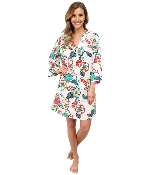N by Natori - N Natori Tunic Top (White) Women's Pajama