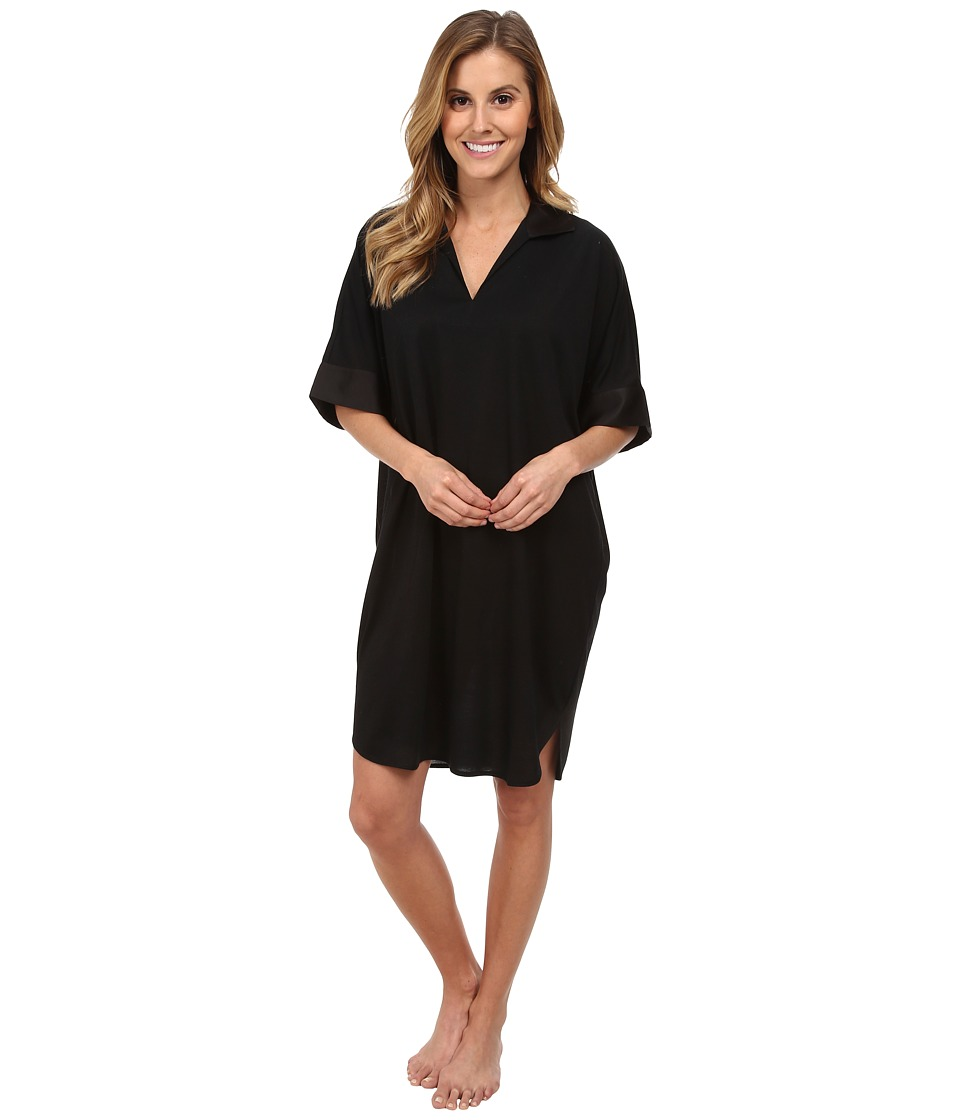 N by Natori - N Natori Sleepshirt (Black) Women's Pajama