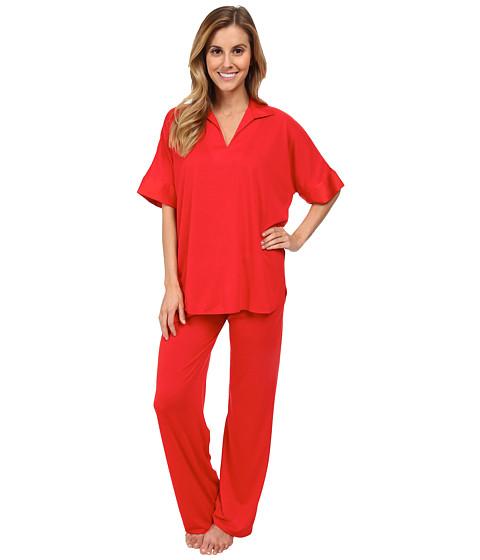 N by Natori - N Natori Tunic PJ (Cayenne) Women's Pajama Sets