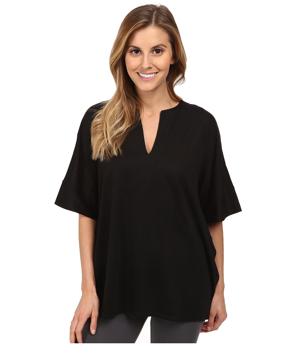 N by Natori - N Natori Tunic Top (Black) Women's Pajama