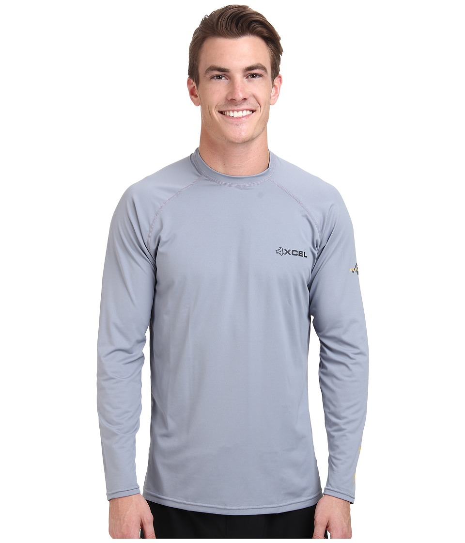 XCEL Wetsuits - XLR8R Performance VENTX L/S (Alloy) Men