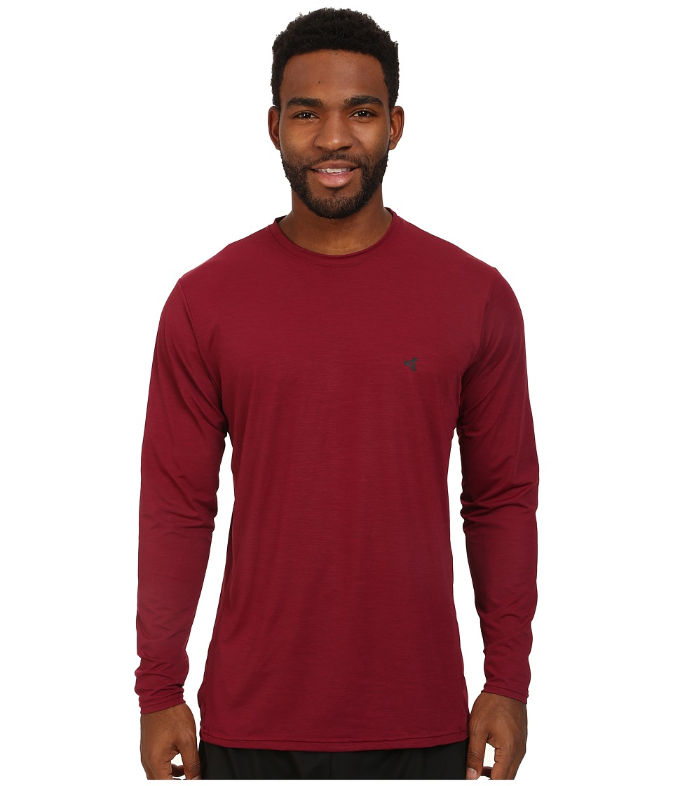 XCEL Wetsuits - Jenson 4-Way Series L/S UV (Heather Merlot) Men