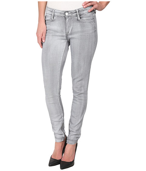 Calvin Klein Jeans - Clean Moto Legging in Coated Seams (Coated Seams) Women's Jeans