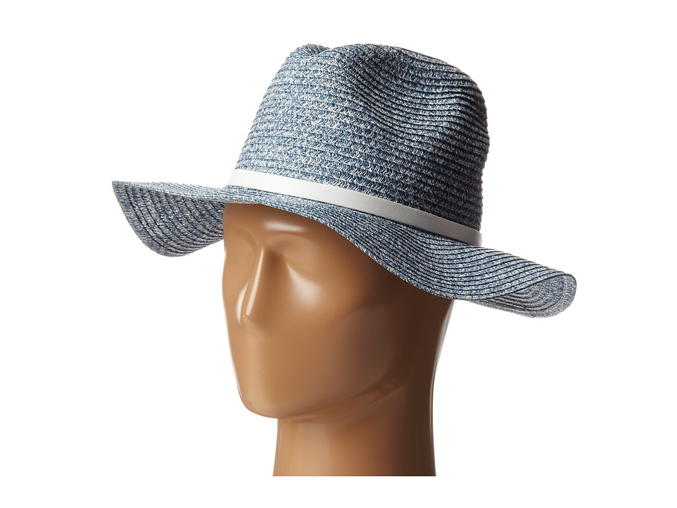 BCBGeneration - Heathered Panama (Seaside) Traditional Hats