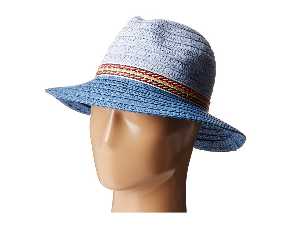 BCBGeneration - Ribbon Panama (Seaside) Traditional Hats