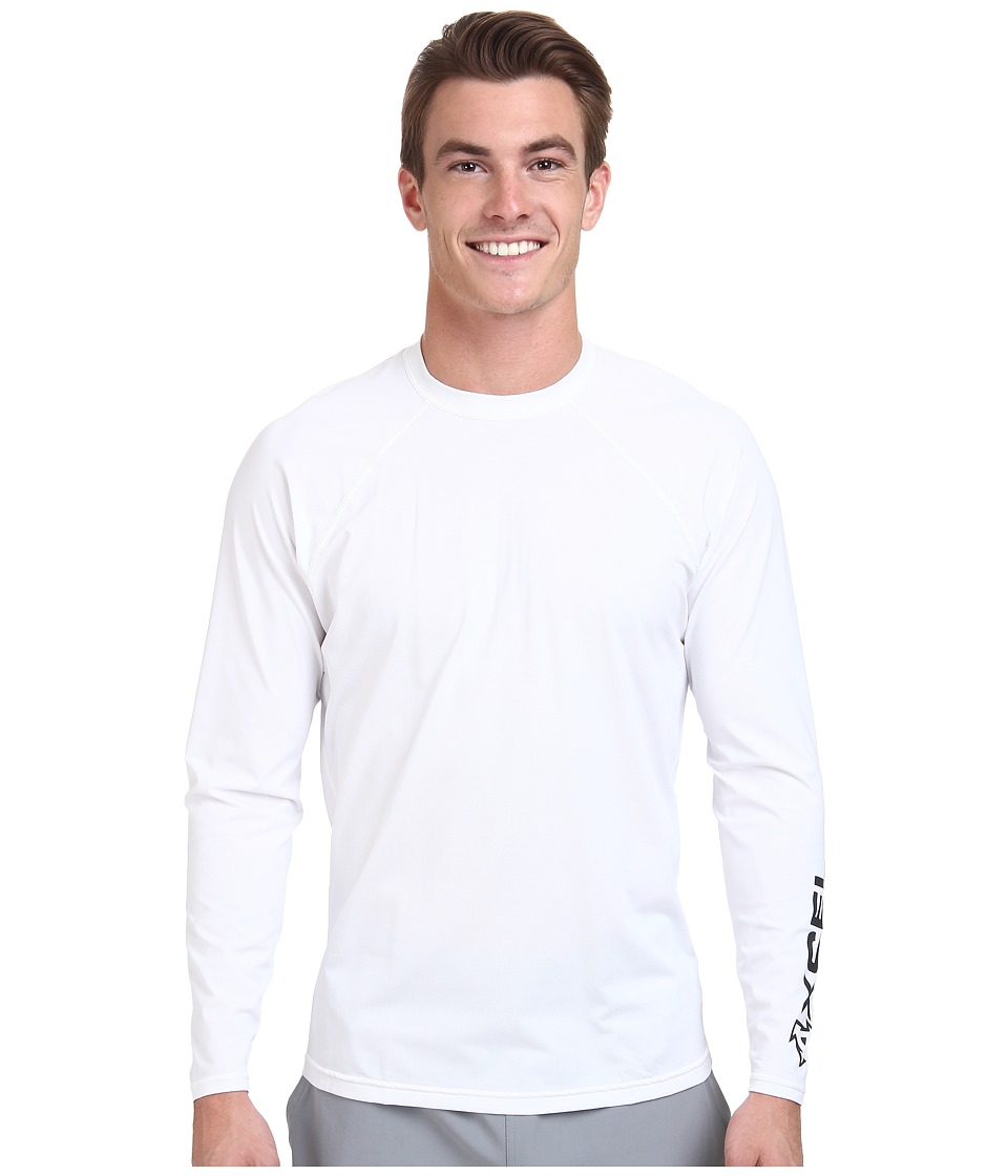 XCEL Wetsuits - Signature L/S VENTX UV (White) Men