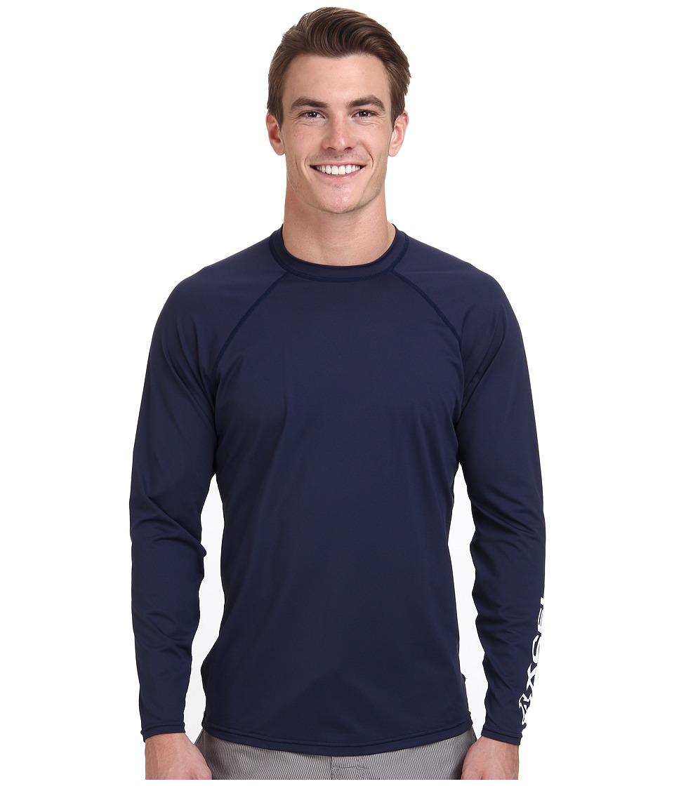 XCEL Wetsuits - Signature L/S VENTX UV (Ink Blue) Men's Swimwear