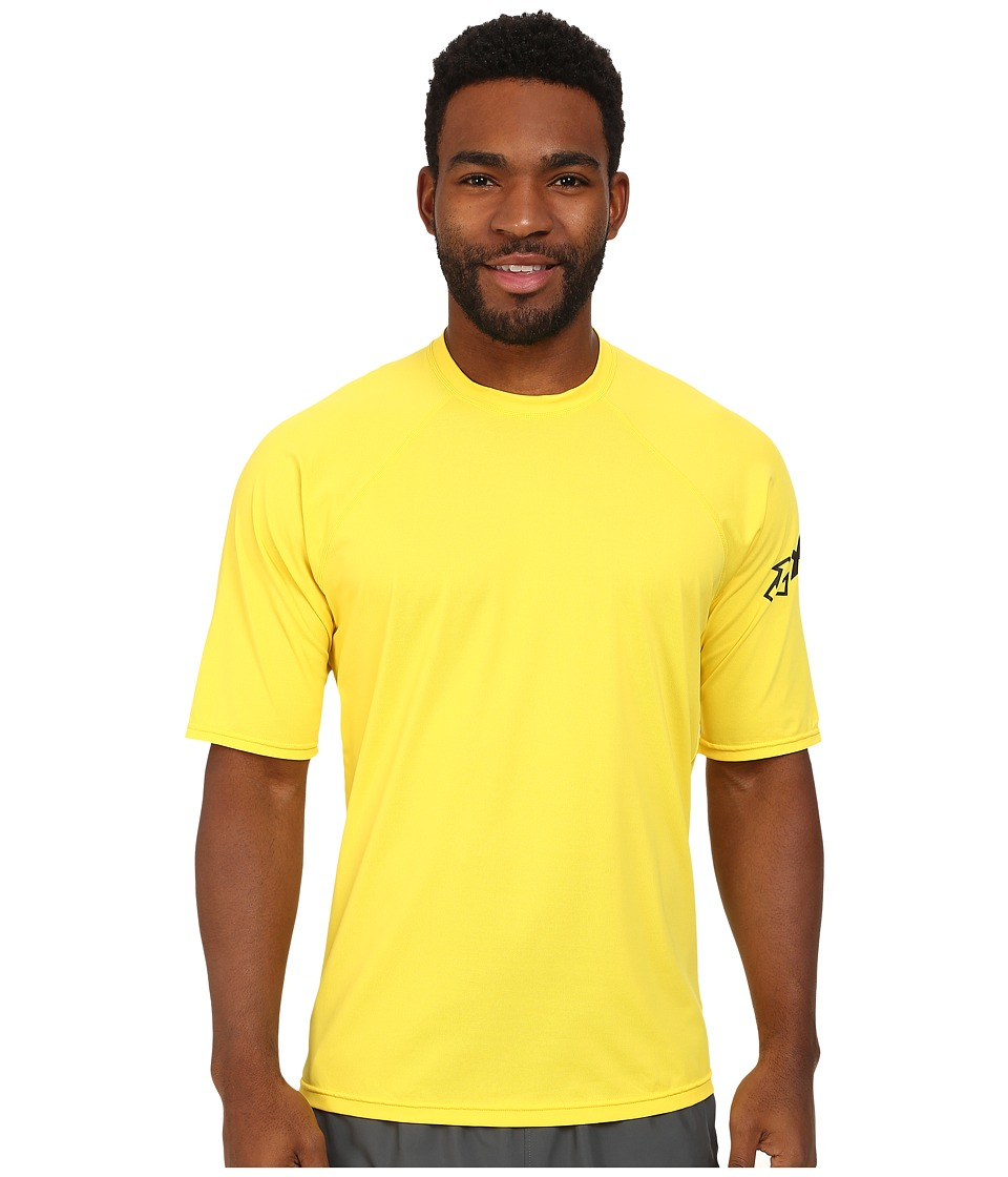 XCEL Wetsuits - Signature S/S VENTX UV (Life Guard Yellow) Men